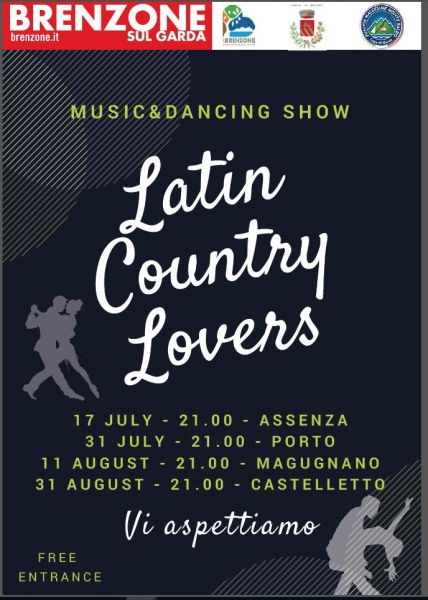 Latin Country Lovers show