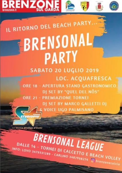 Brensonal Party