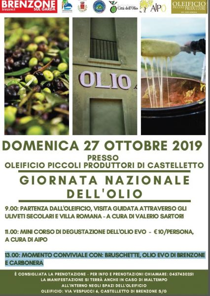 national Day of olive oil